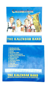GERMAN MUSIC - OKTOBERFEST THE KALENDAR BAND