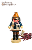 German smokers, Christmas smoker decorations, incense christmas decorations, Rauchermann