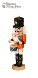 : German nutcrackers, Christmas nutcracker decorations, nutcracker soldier