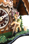 Cuckoo Clock Mechanical 1 Day - Chalet with shepherd