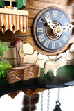German Cuckoo Clock battery operated black forest chalet