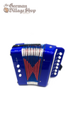 Accordion - Blue Colour