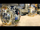 Video of the traditional German beer stein at The German Village Shop Hahndorf Australia SKU 20008284