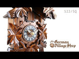 Video of battery operated cuckoo clock with Coo Coo call