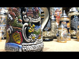This video features German beer stein with Deutschland castle scene and pewter lid. featured in The German Village Shop Hahndorf South Australia