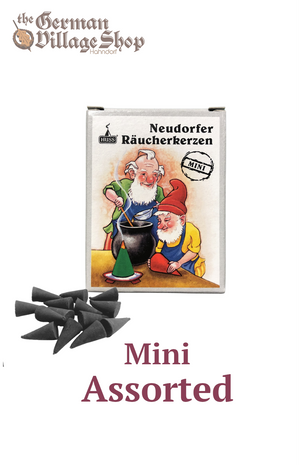 German cone incenses, christmas incense, incense for smoker man, rauchermann incense