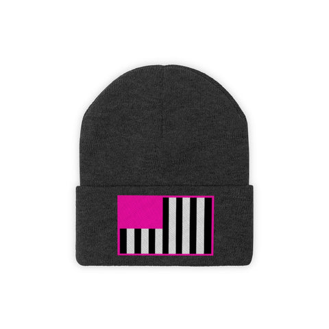 CIVILIAN embroidered beanie