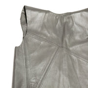 BROKEN GLASS leather vest