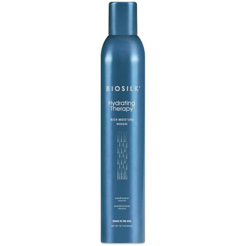 Biosilk Hydrating Therapy rich moisture mousse 360g - Besto.dk