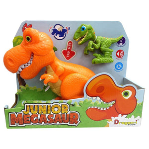 Junior Megasaur Bend and Bite Playset - Besto.dk