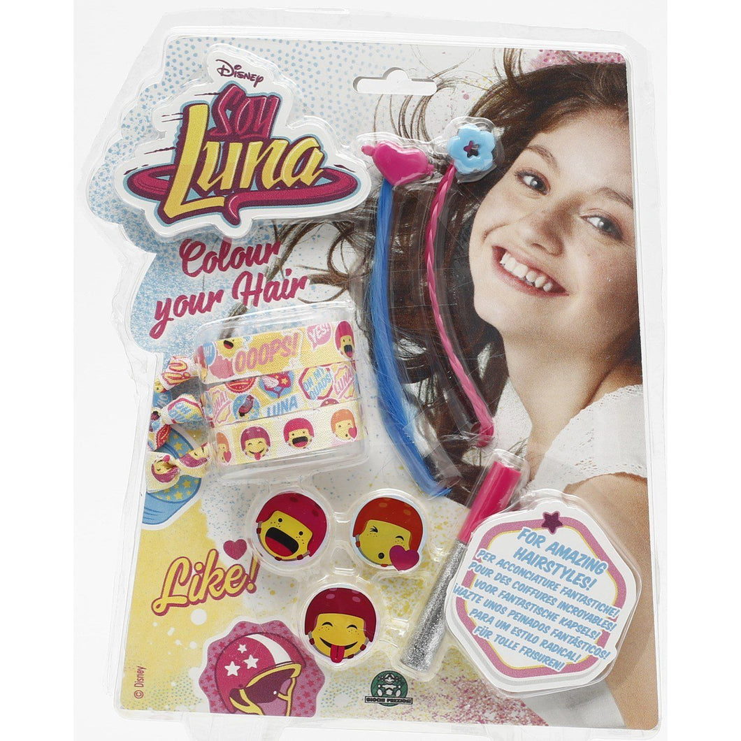 Disney Soy Luna,  Color Your Hair - Besto.dk