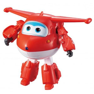 Super Wings Transforming Jett - Besto.dk