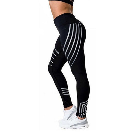 Skinny Leggings Mesh Yoga Leggings - no bra club