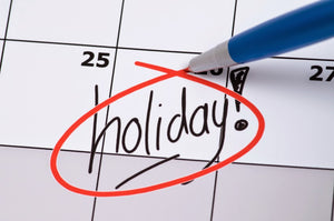 Laws related to working overtime or during Public holidays..
