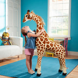 Giant Giraffe Stuffed Animal