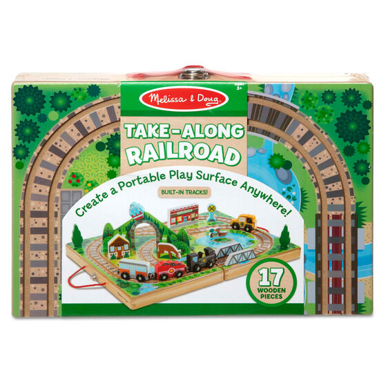 Take-Along Railroad