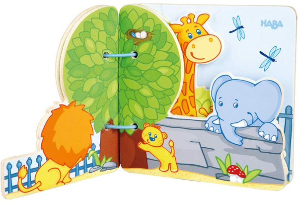 Baby Book Zoo Friends