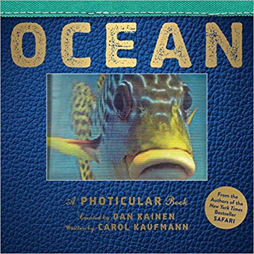 Ocean, A Photicular Book