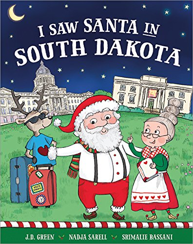 I Saw Santa In South Dakota
