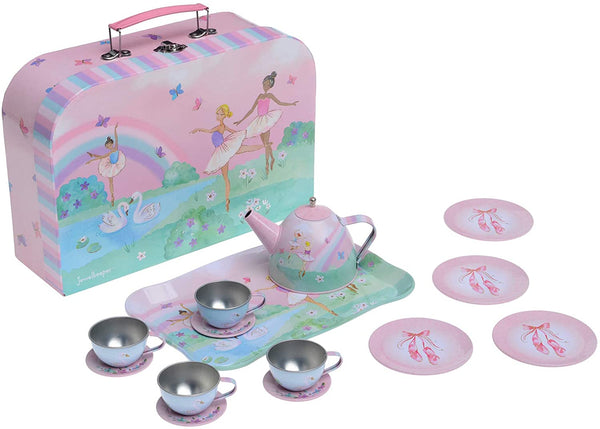 Ballerina Tea Set