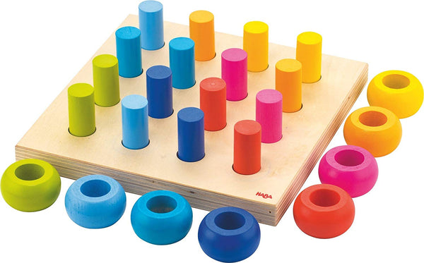 Palette of Pegs