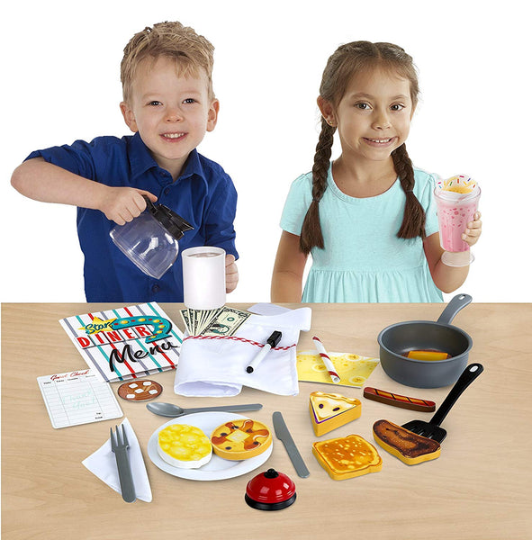 Star Diner Restaurant Play Set