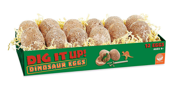 Dig It Up! Dinosaur Eggs