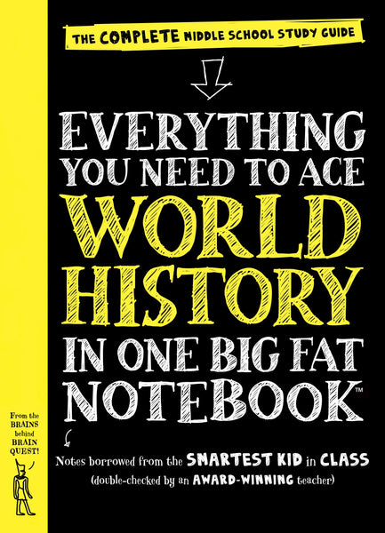 World History Big Fat Notebook