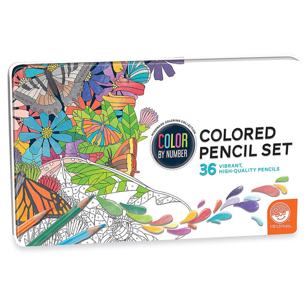 CBN- Colored Pencil Set 36