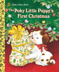 The Poky Little Puppy's First Christmas Board Book