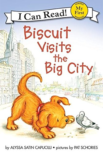 Biscuit Visits the Big City