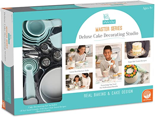 Playful Chef: Deluxe Cake Decorating Studio