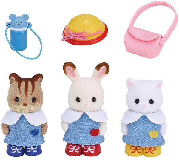 Calico Critters Nursery Friends Set