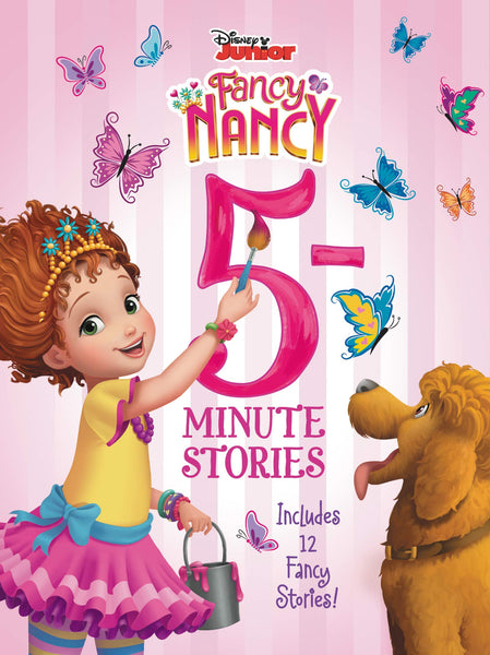 Fancy Nancy 5 Minute Stories