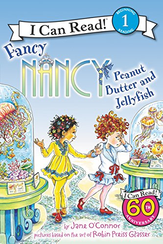 Fancy Nancy Peanut Butter and Jellyfish