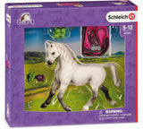 Horse Club Arab Mare With Blanket (41447)