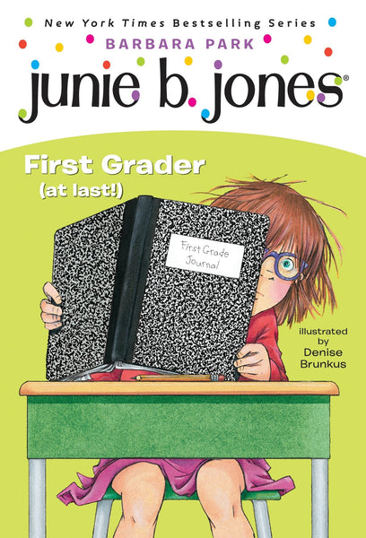 Junie B. Jones, First Grader (at last!) #18