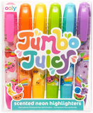 Ooly Jumbo Juicy - Set of 6
