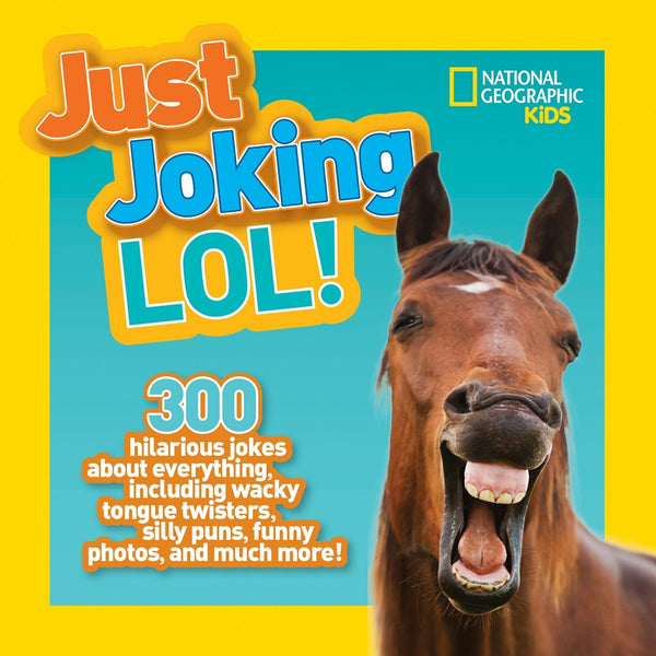 National Geographic Kids: Just Joking LOL