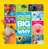 National Geographic Kids: Little Kids First Big Book Of Why