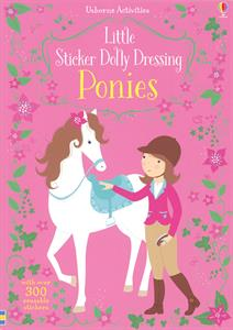Little Sticker Dolly Dressing Ponies