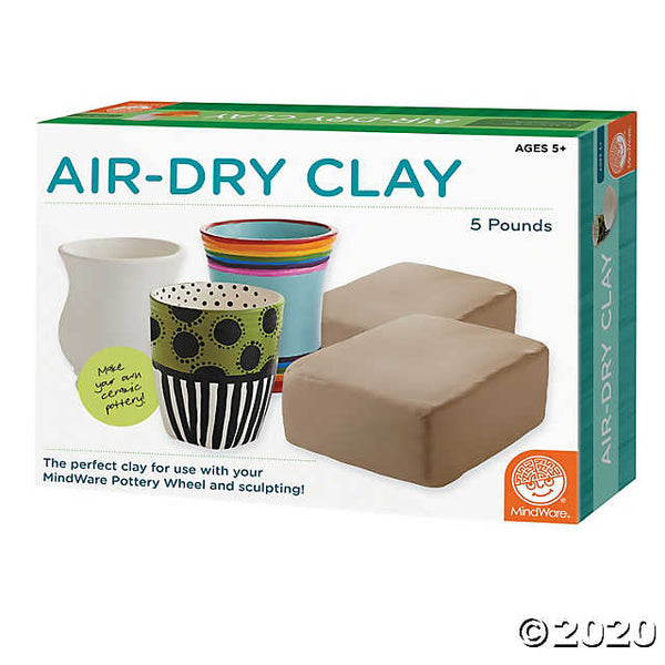 5 Lb Air Dry Clay Refill