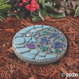 Paint Your Own Stepping Stone: Moon