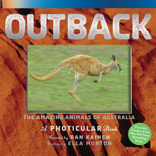 Outback, A Photicular Book