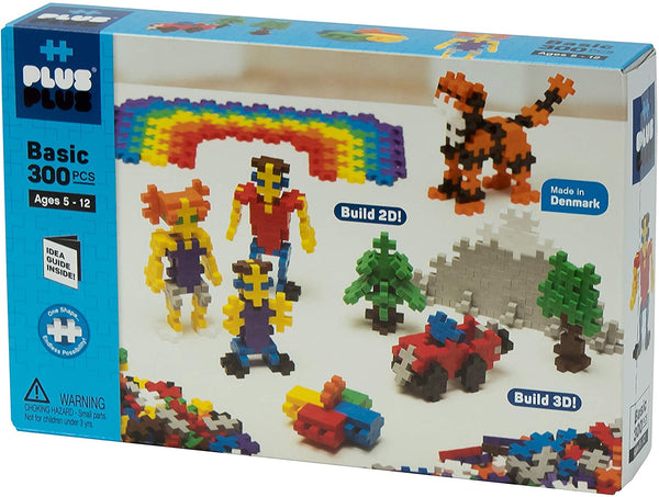 Plus-Plus 300 Piece Sets