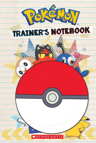Pokemon Trainers Notebook