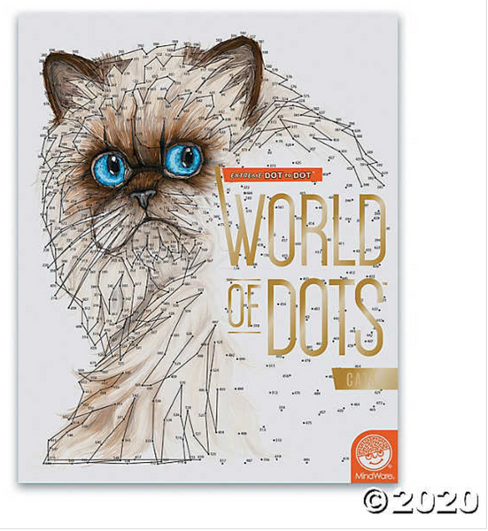 Extreme Dot to Dot: World of Dots Cats