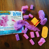 Mad Mattr The Ultimate Brick Maker Set Purple
