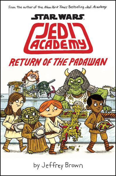 Star Wars Jedi Academy: Return of the Padawan Book #2