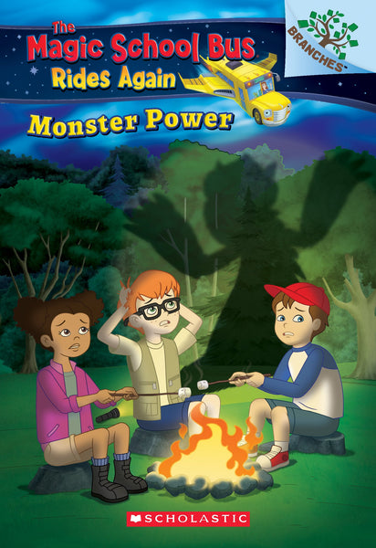 The Magic School Bus Rides Again, Monster Power